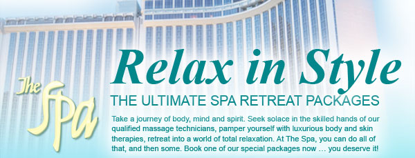 The Spa - Relax in Style