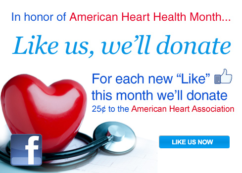 Like Us For Heart