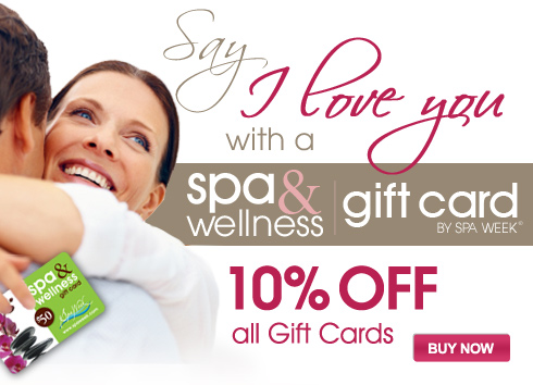 Spa Gift Card Sale