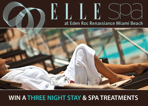 Spa Destination of the month
