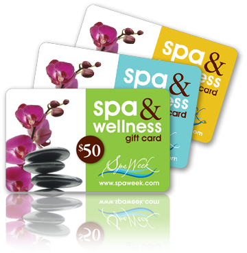 Spa & Wellness Gift Cards and eCards