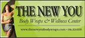 The New You Body Wrap &amp; Wellness Center