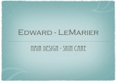 Edward LeMarier at Waterside Apothecary