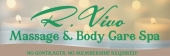 R. Vivo Massage &amp; Body Care