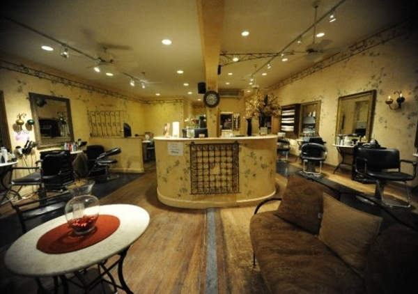 The salon spa at vision of tomorrow larchmont ny for A visionary salon