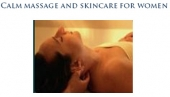 Calm Massage and Skincare for Women
