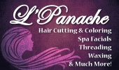 L&#039;Panache Threading &amp; Hair Salon