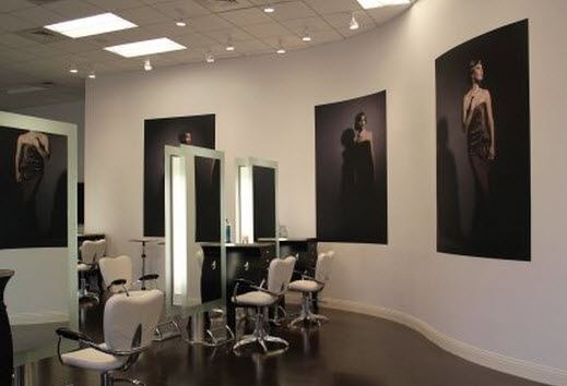 Modern salon spa phillips place charlotte nc spa week for Salon 7 places modernes