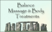 Balance Massage and Body Treatments