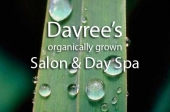 Davree's organically grown Salon & Day Spa