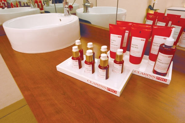 Clarins spa at bloomingdale 39 s garden city ny spa week Cleansing concepts garden city