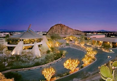 Buttes Resort Spa