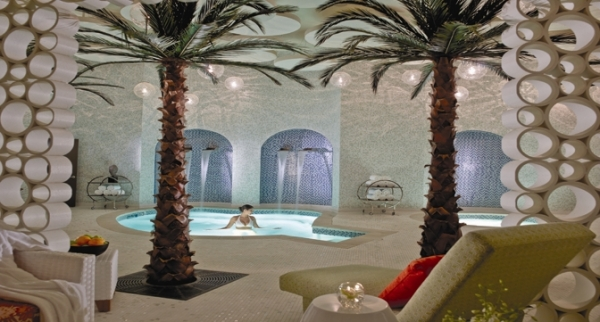 Spaterre at riviera resort spa palm springs ca spa week for Plush pad palm springs