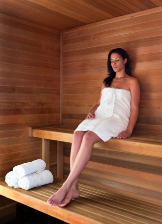 Hiatus Spa + Retreat- Dallas Sauna