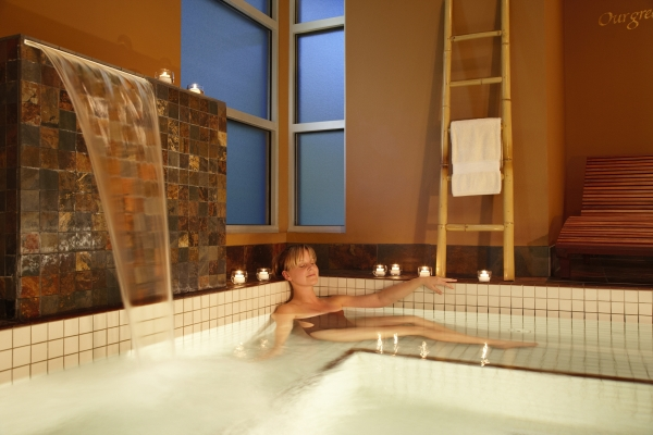 evensong spa at heidel house resort green lake wi spa