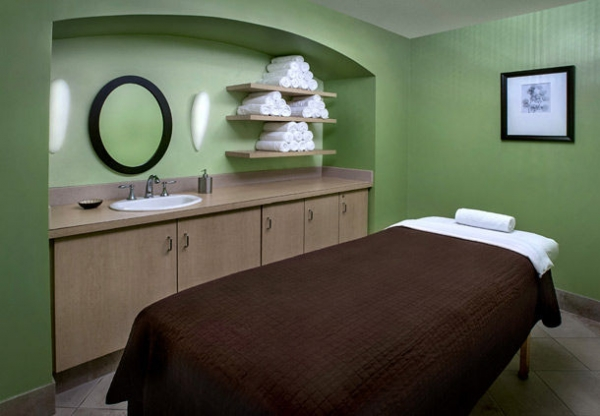 Spa At Forrestal In The Princeton Marriott Hotel